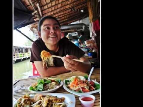 Bangkok : KlongLadMayom Floating Market (ตลาดน้ำคลองลัดมะยม)