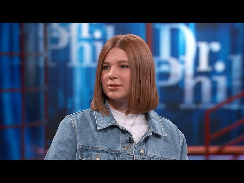 Dr. Phil Asks Teen If She Wonders Why 21-Year-Old Boyfriend She's Never Met In Person Wants To Be…