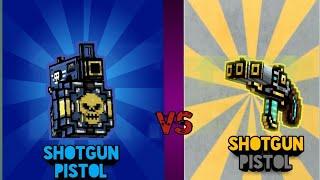 Shotgun Pistol Vs. Shotgun Pisol *PG3D* (2 reviews 1 Video)