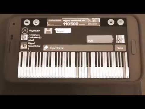 Gościu Gra NIESAMOWICIE Na Aplikacji Perfect Piano