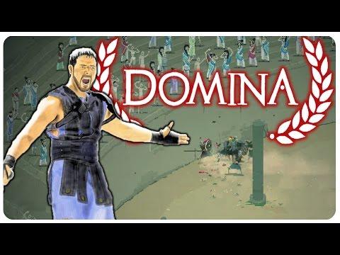 Domina Game - Slaying Behemoths, Becoming The Champion Gladiator! | Domina Gameplay