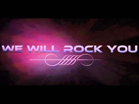 We Will Rock You-Five (remix)