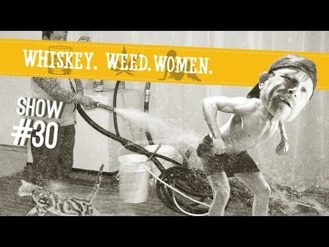 (#30) WHISKEY. WEED. WOMEN. with Steve Jessup (Ass Paper Saver...