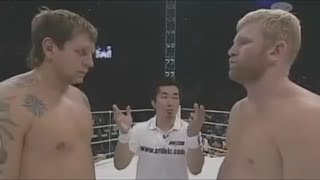 Александр Емельяненко vs Сергей Харитонов - 10.09.2006