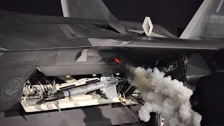 This Is What F-22 Engine Startup Sounds Like