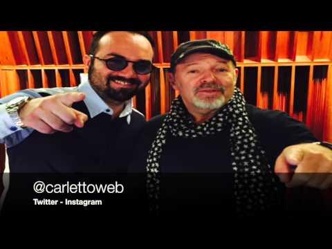 Vasco Rossi in radio dal vivo con Carletto (RTL 102.5) & Chiara per #LiveKom015