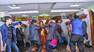 Best Telugu Wedding Dance Performances - Blockbuster, Super Machi, Bhaagi, Saree ka fall sa, Notanki