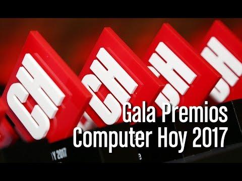 Gala Premios Computer Hoy 2017