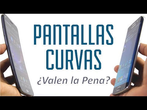 Pantallas Curvas en Teléfonos Móviles: ¿Valen la Pena?