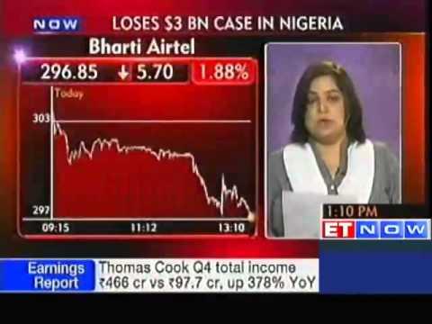 Bharti Airtel loses $3 billion case in Nigeria