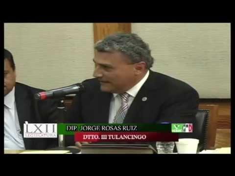 #Comparecencia2014 Anuncia Pedro Luis Noble que Hospital Regional de Tulancingo abrirá en 2015
