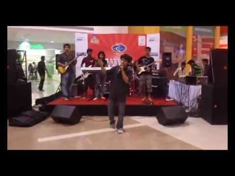 Bikhra Hoon Main (jal) - Cover By Entitled video