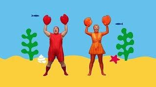 "EBIKANICS / KEROPONS 【""EBI&KANI"" English ver. of EBIKANICS is now on YouTube!】"