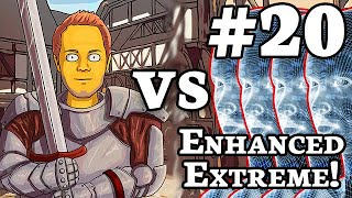 AOE2:DE | TheViper vs 4 Enhanced Extreme AI! 4th Attempt