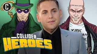 The Batman: Could Jonah Hill Be Playing Riddler…or Calendar Man? - Heroes