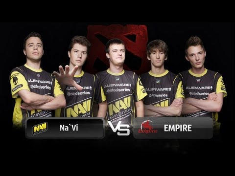 Na`Vi vs Empire @ StarLadder StarSeries V