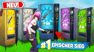 *NEU* Random AUTOMATEN Modus in Fortnite Battle Royale