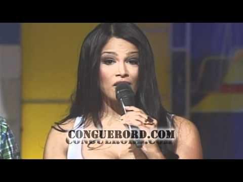 Caroline Aquino Aclara Sobre Cirujia (May 18, 2011)