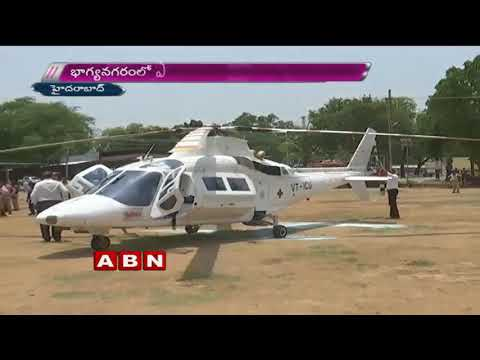 India's first Air Ambulance service launched in Hyderabad