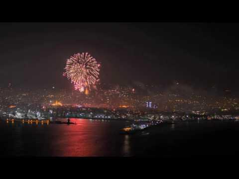 Новогодишна заря 2017 - Варна