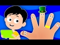Where Is Thumbkin  Finger Family Kids Song  Kindergarten Nursery Rhymes Collection  Baby Songs