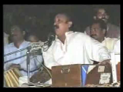 Punjabi Saraiki Song - Tahin Laya Patan Tey Dera - Mansoor Malangi video