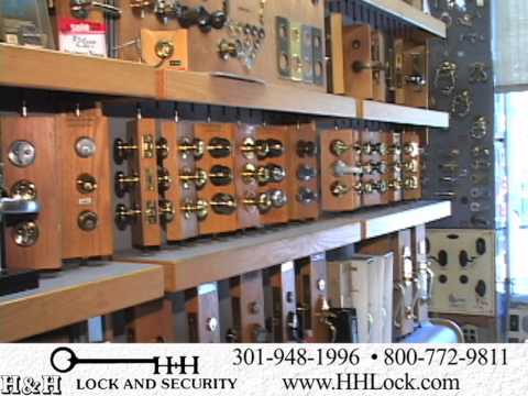 H & H Lock & Key-Safes & Vaults Dealers, Gaithersburg, MD