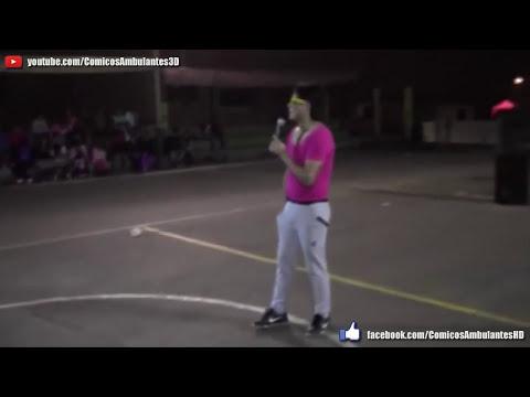 EL CHINO RISAS EN CARABAYLLO (PARTE 3 DE 3) | CÓMICOS AMBULANTES 2014