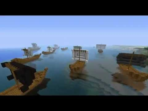 #Minecraft Timelapse - City of Rhorac