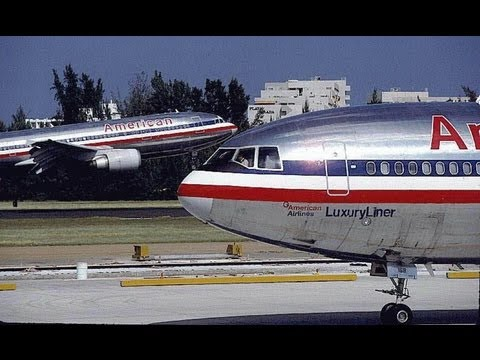 The American Airlines DC-10 Aircraft - The Birth And Death Of A Trijet Legend - DC10 N101AA