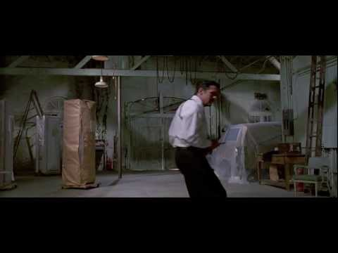 Reservoir Dogs - Mr. Blonde cop torture scene