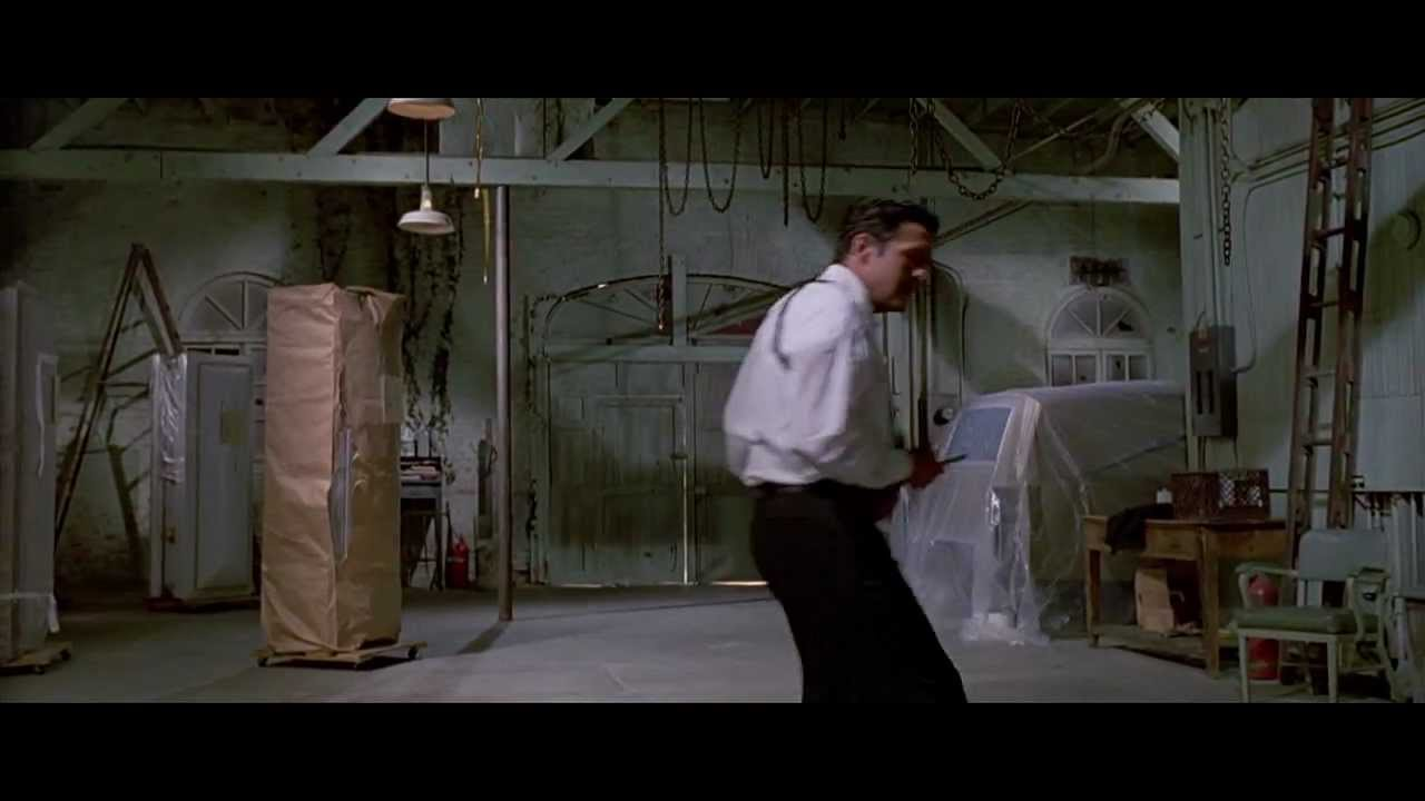 Reservoir Dogs Torture Scene Video