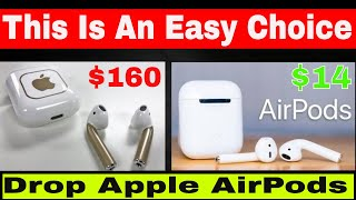 Airpods Review - Better Than Apple Airpods And Way Cheaper! Drop Apple Airpods