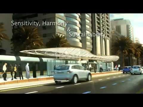Abu Dhabi Metro Project