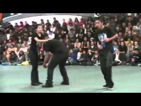 Manteca High School Multi-Cultural Festival - Mexican Wild Dance! Part 2 2012
