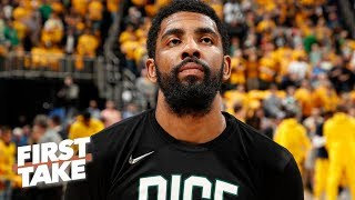 Celtics are the team in the East best suited to knock off the Warriors - Stephen A. | First Take