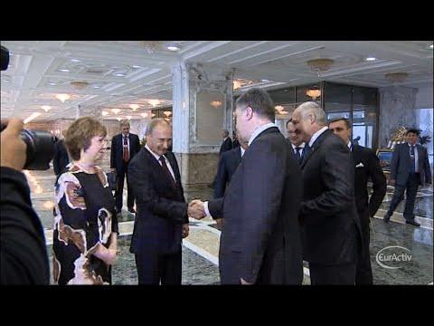Ukraine's Poroshenko vows ceasefire plan after talks with Putin