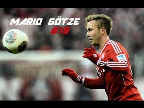 Mario Götze l Fc Bayern München l Goals & Skills  l 2013/14 - HD