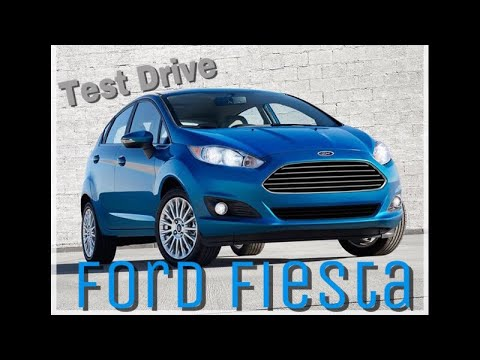 Ford Fiesta KD AT Test Drive Titanium (2016)   Manejando