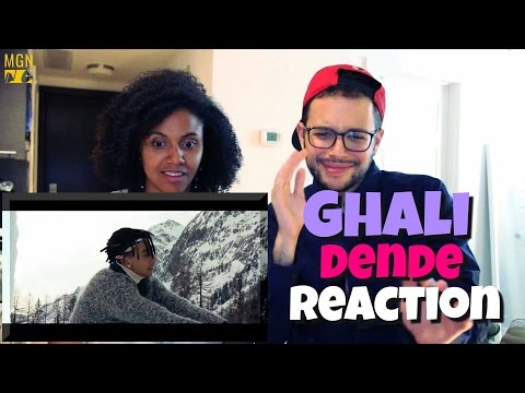 Ghali - Dende (Prod. Charlie Charles) Reaction