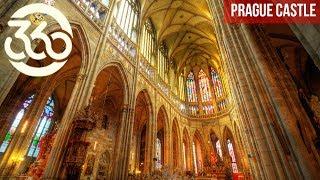 Prague Castle 360 VR Tour: Explore the World's Largest Castle