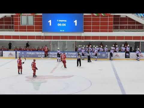 2019 01 17 БЛР20 - Неман 1 - 7 голы