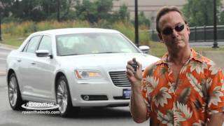 2011 Chrysler 300 Test Drive & Review
