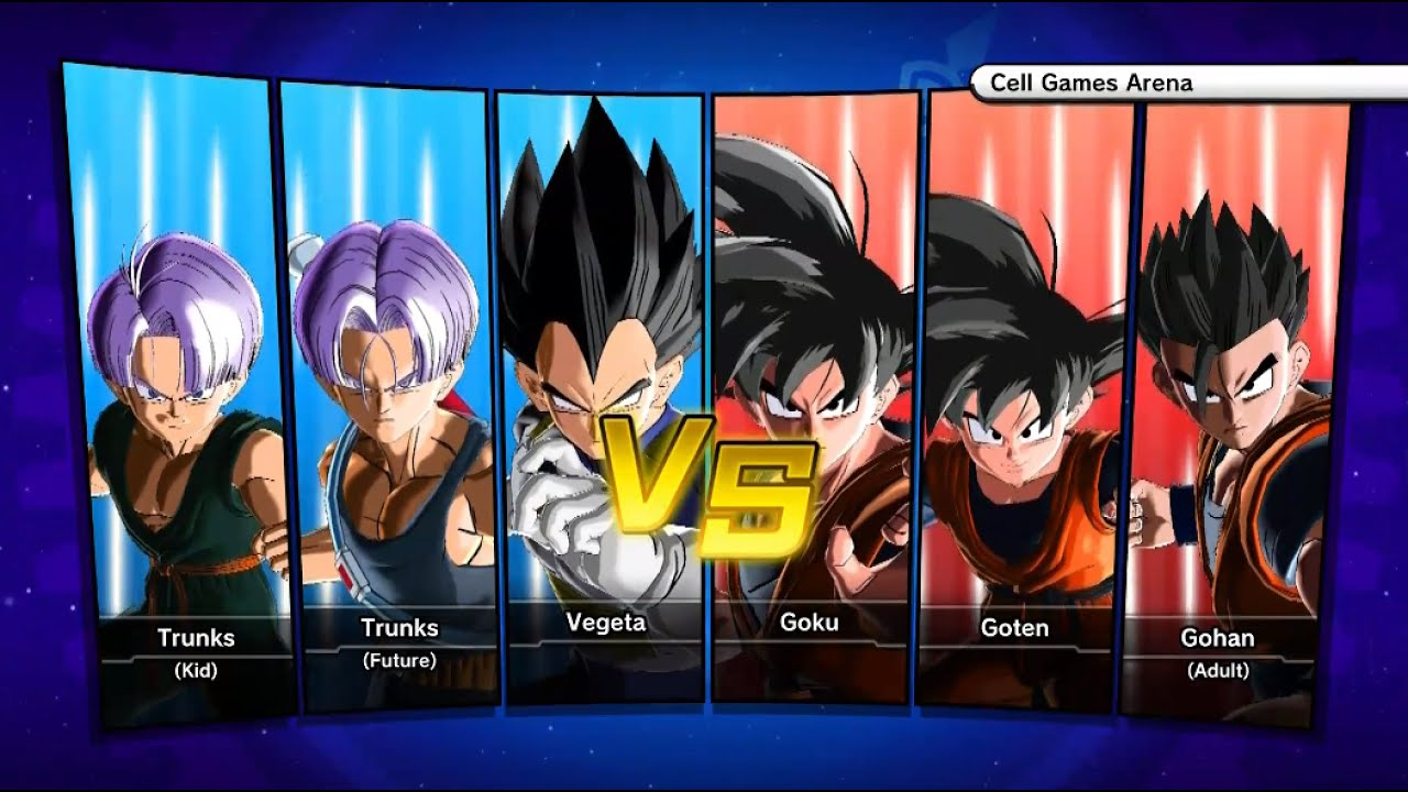 Dragon Ball Super Reveals Official Saiyan Family Tree