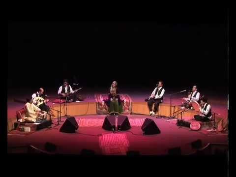 Sima Bina - Afghan Music - Philharmony Cologne،سیما بینا video