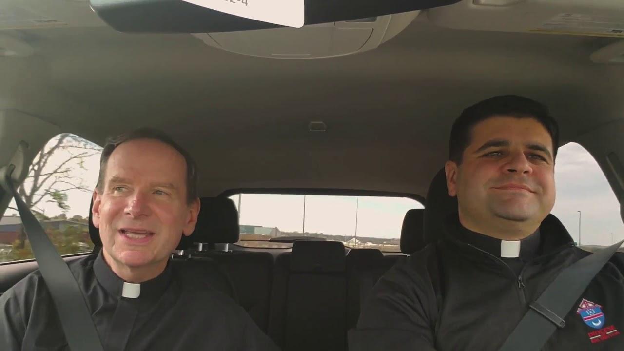 Carpool Theology Bishop Burbidge on the first time he felt alive as a priest
