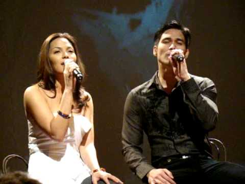 KC Concepcion and Piolo Pascual