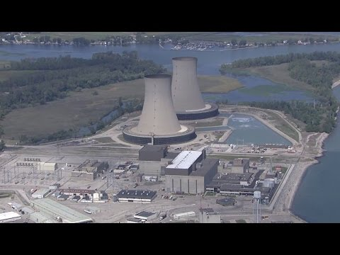 DTE Energy's Fermi 2 Nuclear Power Plant
