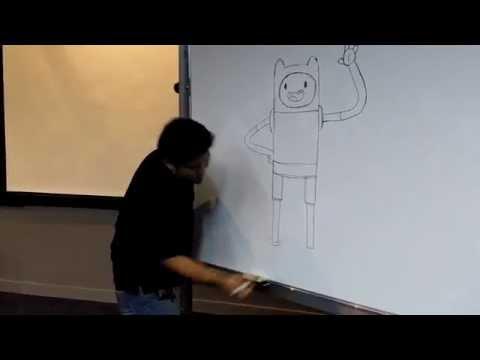 Видео как нарисовать Кико