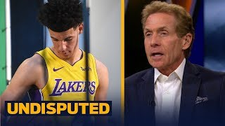 Lakers rookie Lonzo Ball is going to be the best pure point guard in the NBA | UNDISPUTED
